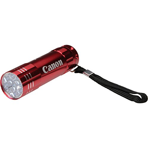 canon-9-led-push-button-flashlight-red