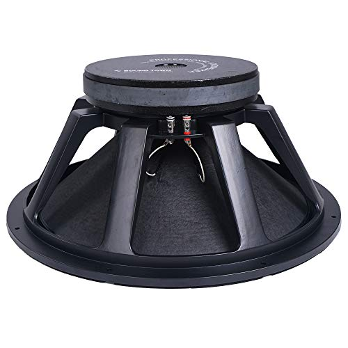"""- Sound Town 21"""" 1000W Cast Aluminum Frame Woofer (Low Frequency Driver), Replacement Woofer for PA/DJ Subwoofer Cabinets (STLF-21500A)"""