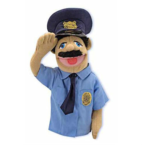 POLICE OFFICER PUPPET from Unknown