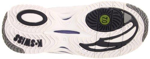 Chaussure De Tennis Ultrascendor K-swiss Pour Femme Blanc / Marine / Argent