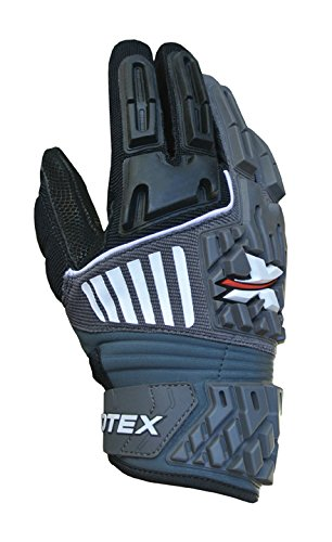 Xprotex 17 Krushrバッティング手袋 B01EWSSATS 3L|ブラック ブラック 3L