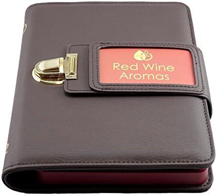 Estuche de los Aromas del Vino Tinto - 12 Aromas: Amazon.es: Hogar
