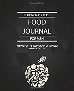 diet journal for men dieting journal daily food diet and exercise