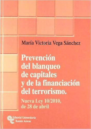 Prevención del blanqueo de capitales y de la financiación