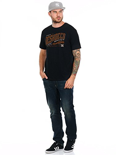 DC T-Shirt Corporation Schwarz