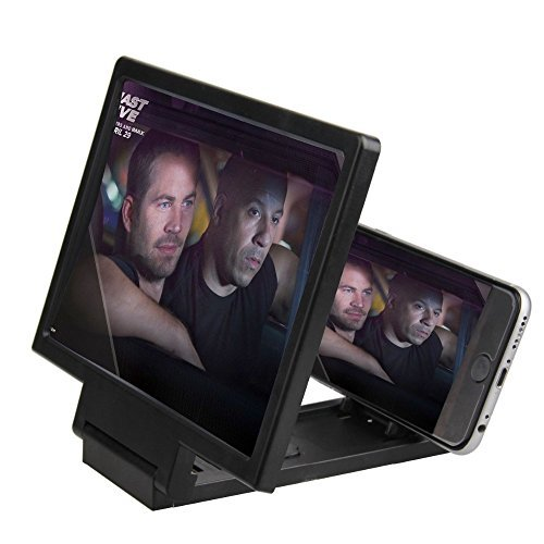 збільшувач екрану  Zelta Cell Phone HD Video Amplifier Screen