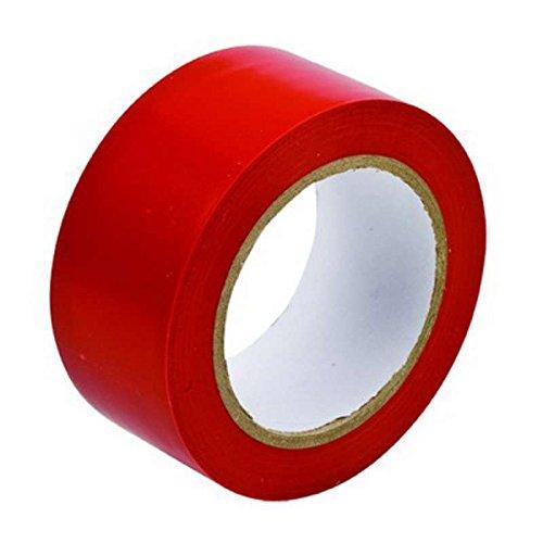 Red Aisle Tape Marking (Vinyl Aisle Marking Tape 2