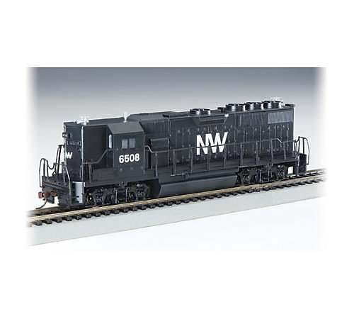 Bachmann Trains Emd Gp50 Diesel - Norfolk and Western