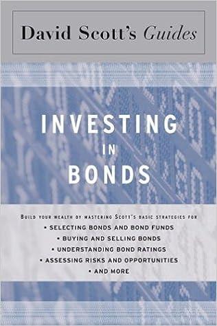 Online-kirjan lataaminen ilmaiseksi pdf-muodossa David Scott's Guide to Investing in Bonds B0015MG66E in Finnish MOBI