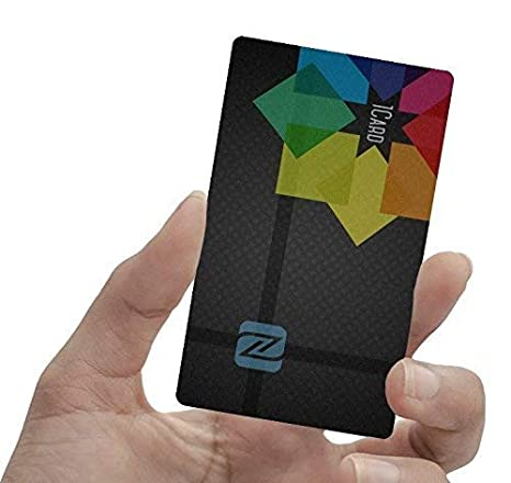 Amazon com: 1Card - NFC & QR Code Professional Business Card | Tap
