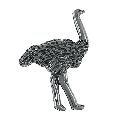 Ostrich Lapel Pin - 100 Count by Jim Clift Design