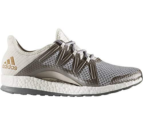 adidas Xpose Silber Pureboost Damen weiß Fitnessschuhe wZpwBrfq