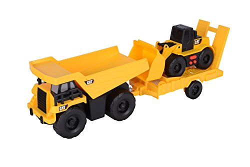 Toy State Light and Sound CAT Truck N'