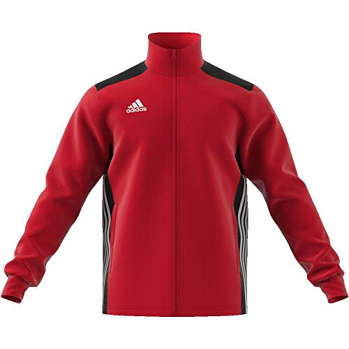 negro Adidas deportiva Rojo para hombre pes Regista18 Chaqueta f01Hd5nwqq