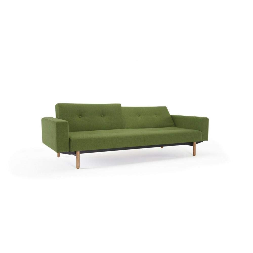 INNOVATION LIVING sofá, Cama Design Asmund Verde Convertible ...