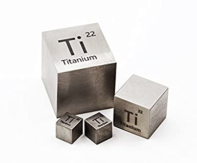 Copper Metal 1 Inch Density Cube 99.95/% Pure Element Collection