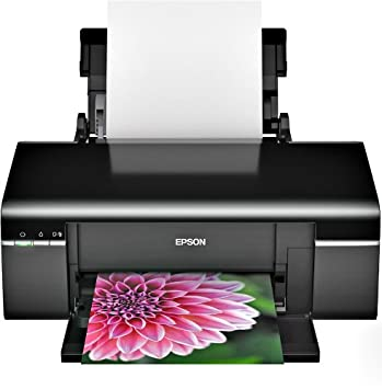 Amazon.com: Epson Stylus Photo T50 Inkjet Printer – Color ...