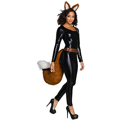 Charades Fox Ears and Tail  Adult