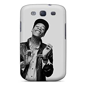 Best Hard Cell-phone Case For Samsung Galaxy S3 With Support Your Personal Customized High Resolution Wiz Khalifa Series KaraPerron