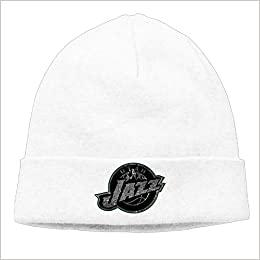81d9bbc98d9 Amazon.com  Utah Jazz Cool Black Up And Over Logo Cool Beanie Winter Hats  (6310414325366)  Books