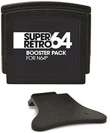 Link-e ® - Tarjeta de memoria Jumper Pak (booster pack) para consola Nintendo 64 / N64: Amazon.es: Videojuegos