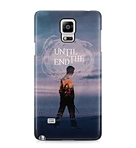 Harry Potter Untill The End Always Hard Plastic Phone Case Cover For Samsung Galaxy Note 4