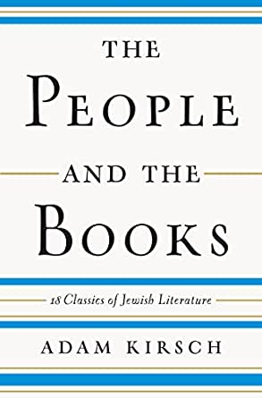 Amazon.com: The People And The Books: 18 Classics Of Jewish ...