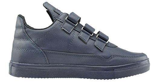 Damenschuhe Sneaker 002 Schuhe Dunkelblau Basket CAPRIUM Herrenschuhe Sportschuhe Sneakers Unisex High 0HzxWZqwWd