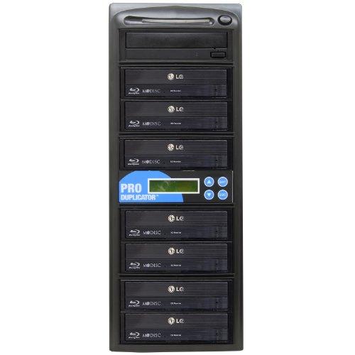 Produplicator 1 To 7 Blu Ray Bd Bdxl M Disc Cd Dvd