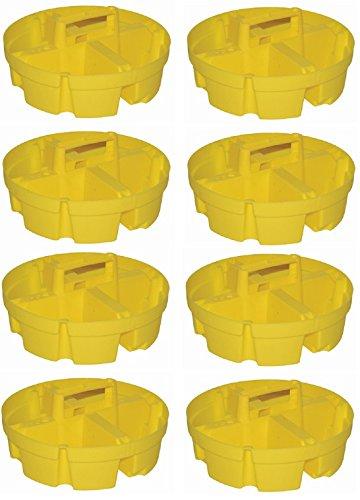 Bucket Boss, 5 Gallon Bucket Stacker Parts Organizer Trays - Quantity 8 by Bucket Stacker (Image #2)
