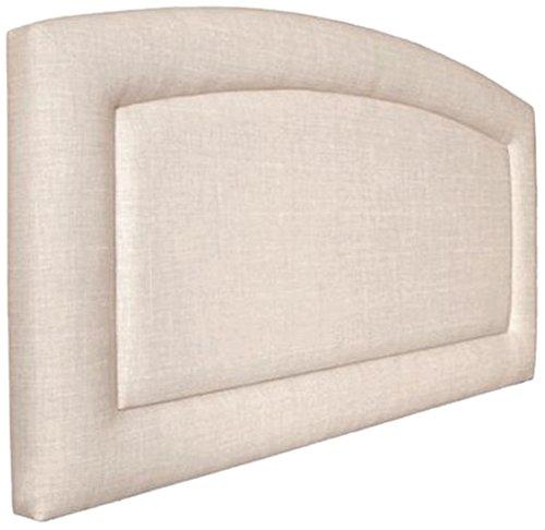 Bello Sand Fabric Headboard, Queen