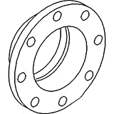 Massey Ferguson Tractor Pinion Bearing Sleeve Part No: A-518881M91