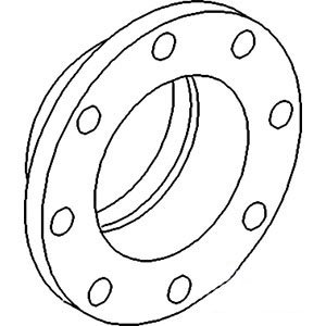 Massey Ferguson Tractor Pinion Bearing Sleeve Part No: A-518881M91 by AI Products