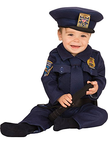 Rubie's Police Officer Baby, Toddler
