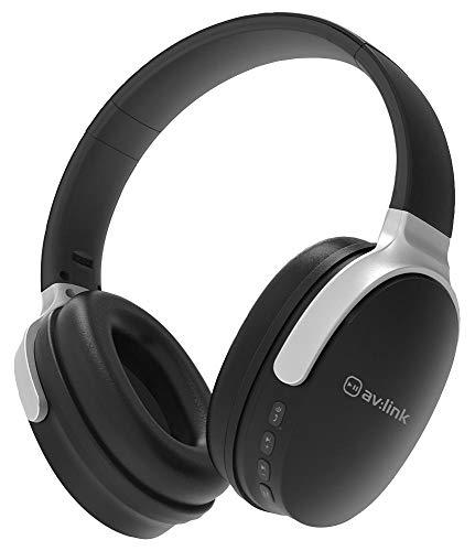 Over-Ear Wireless Bluetooth Headphones, for AV:LINK, Audio Visual, Wireless Headphones