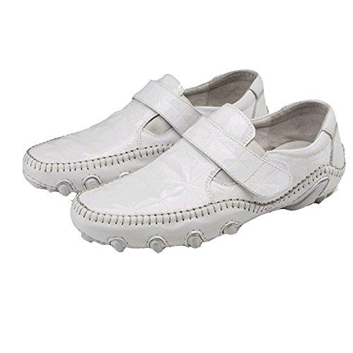 Hommes des NIUMJ Les La Sports De Occasionnels D'été Les Chaussures White Mode Respirants Respirent x7SRwPqx