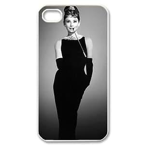 iphone covers AUDREY HEPBURN Unique Design Case for Iphone 6 4.7, New Fashion AUDREY HEPBURN Case