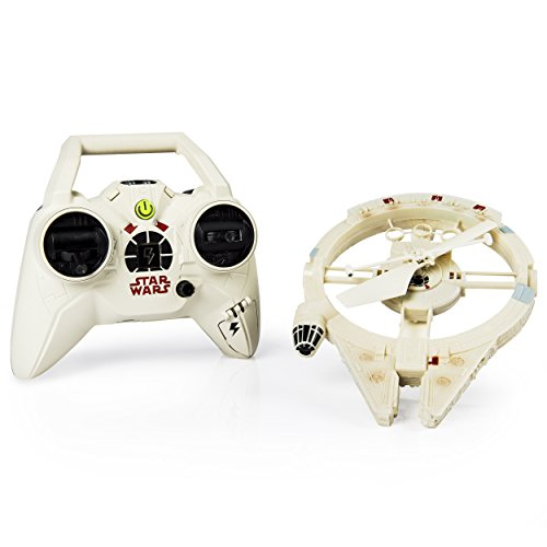 Air Hogs Star Wars Remote Control Millenium Falcon]()