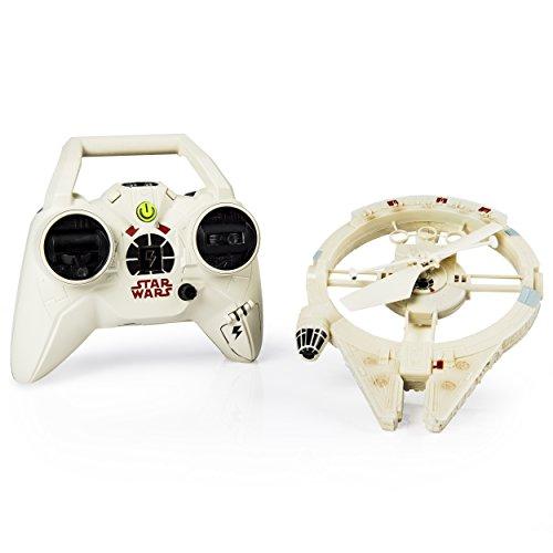 Air Hogs Star Wars Remote Control Millenium Falcon post thumbnail