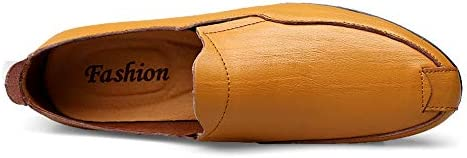 古典的で柔らかい英国式ボートのモカシンメンズファッションドライビングローファーカジュアルで快適な 快適な男性のために設計