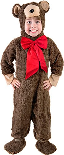 Toddler Teddy Bear Costume Size: Toddler -