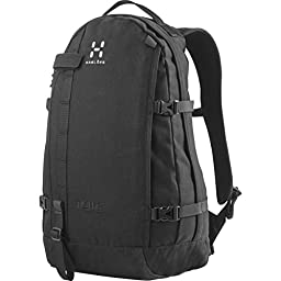 Haglofs Tight Rugged 15in Laptop Backpack One Size True Black
