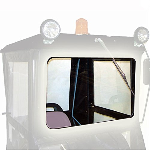Original Tractor Cab Safety Glass Windshield Upgrade for Hard Top Cab Enclosures (Original Tractor Cab)