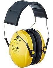 3M Peltor Optime I H510AC, Oorbeschermers, Geel