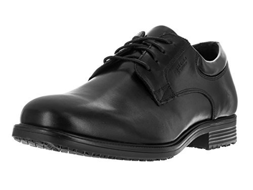 Rockport Men's Essential Details Waterproof Plain Toe Oxford Black 10 M (D)