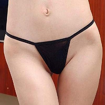 HAOGUO Lencería Sexy, Gustos de Moda para Mujer, Tangas de algodón ...