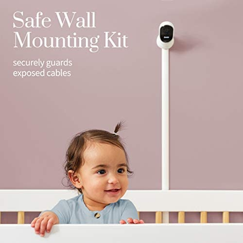 41D0FVe6W6L. AC - Owlet Duo Smart Baby Monitor With HD Video, Oxygen, And Heart Rate