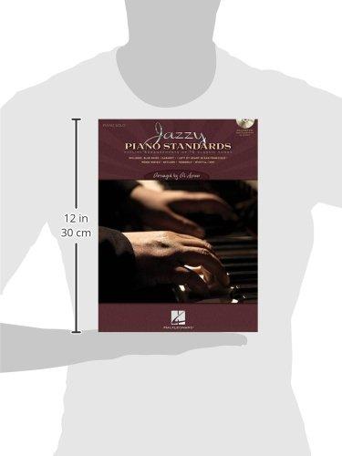 Jazzy Piano Standards Sheet Music Stylish Arrangements of 15 Classic S 000311735