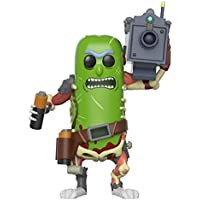 Funko Pop Animation Rick and Morty Pickle Rick with Laser