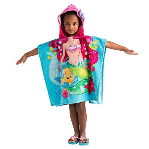 Disney Ariel Hooded Towel for Kids by Disney